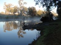 Reflections on the Gwydir