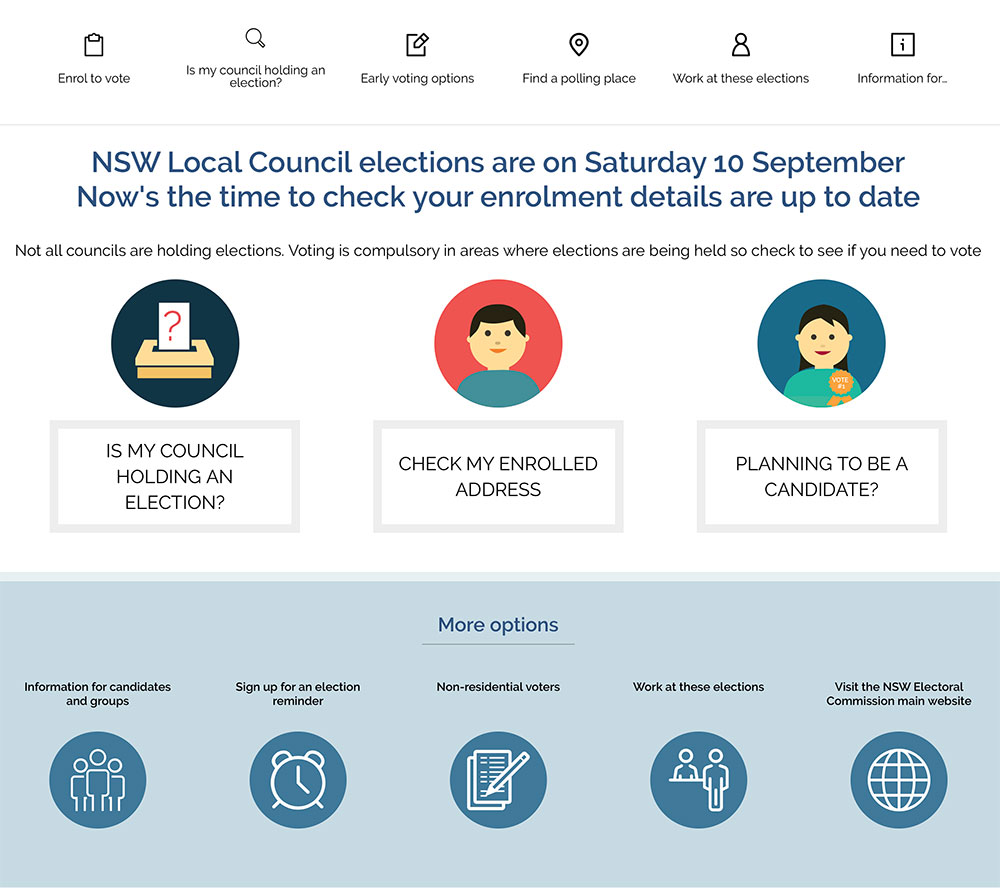 LG-election-website