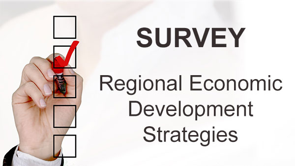 SURVEY - Regional Economic Development Strategies