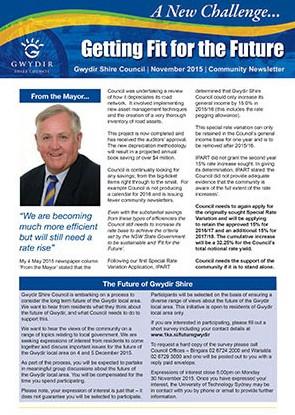 Gwydir newsletter p1